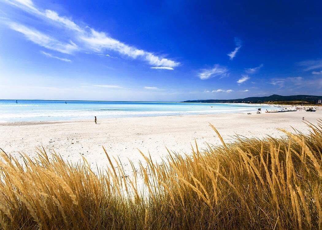 witte stranden bij Campo dei Fiori
