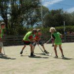 Multi sport terrein camping Les Rives du Lac
