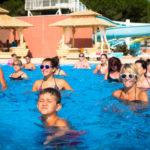 Camping Le Bellevue - animatie zwembad