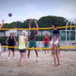 Camping Le Bellevue - volleybalterrein