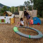 Speeltuin camping Les Rives du Lac