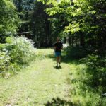 Wandelen camping du Bois de St Hilaire