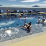 Nieuw zwembad voor 2019 camping Les Rives du Lac