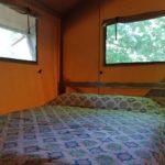 slaapkamer 2 persoonsbed du Bois de Saint Hilaire