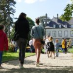 Tuin en museum van Malouinière de la Ville Bague in Saint Coulomb