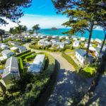overzichtsfoto camping des Chevrets