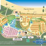 plattegrond camping des Chevrets