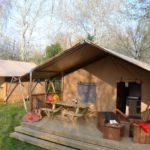 Camping les Franquettes lodge Safari