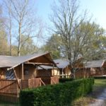 Camping les Franquettes lodge Safari