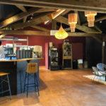 Domaine de la Franqui - bar