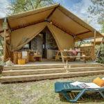 Domaine du Verdon safaritent 4 personen