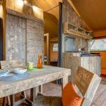 Domaine du Verdon Safarizelt 4 Personen