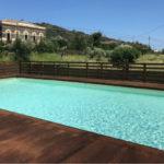 Alcantara nieuw zwembad bij het spraypark