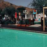 Alcantara nieuw zwembad bij spraypark