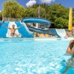 Domaine du Verdon zwembad met glijbanen