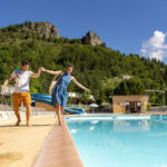 Domaine du Verdon zwembad met prachtig uitzicht