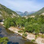 Domaine du Verdon camping in de prachtige omgeving