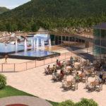Domaine du Verdon neues Schwimmbad