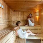 Les Alicourts sauna