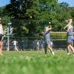 Les Alicourts sportactiviteiten