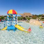 Les Alicourts zwembad voor kinderen