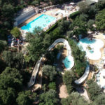 Vallicella zwembaden en reuze glijbaan