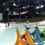 Malibu Beach zwembad en watersporten