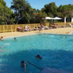 Cala Gogo 6e zwembad op ander gedeelte van camping