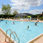 Village des Meuniers zwembaden