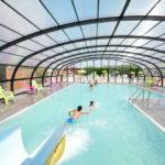 Village des Meuniers overdekt zwembad