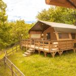Lodge Zelt 5 Personen