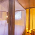 Dune Glamping 2 persoons slaapkamer