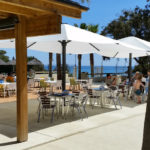 Cala Gogo bar bij het strand