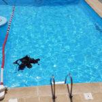 Cala Gogo duiklessen in het zwembad