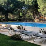 Punta Milà zwembad