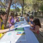 Punta Milà animatie voor de kinderen