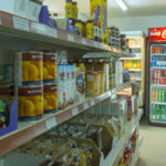Punta Milà supermarkt