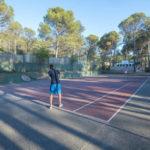 Punta Milà tennisbaan