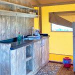 L'Antica Fornace keuken