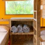 L'Antica Fornace slaapkamer voor 3 personen
