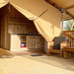 L'Antica Fornace Safaritent voor 5 personen