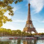 uitstapje naar Parijs
