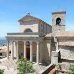 San Marino kathedraal