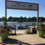 Het haventje van Village Flottant de Pressac