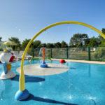 La Bretonnière - Wasserspielplatz