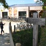 Natuurcentrum op Village Flottant de Pressac