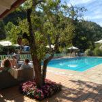 Zwembad op Delle Rose