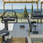 La Rocca- Fitness met prachtig uitzicht
