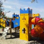 La Rocca- één van de speeltoestellen