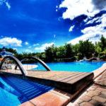 Zwembad camping San Marino